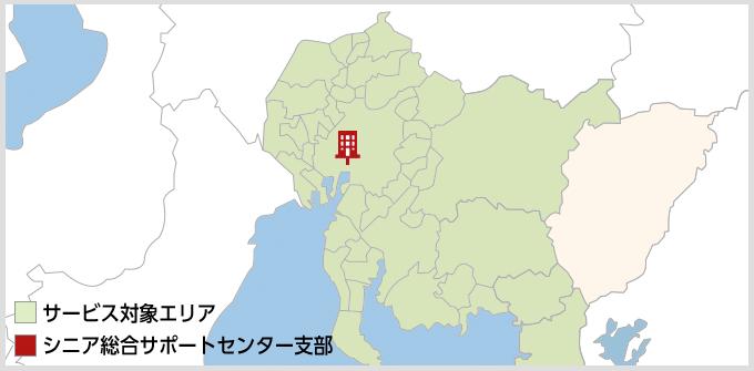 愛知県のMAP