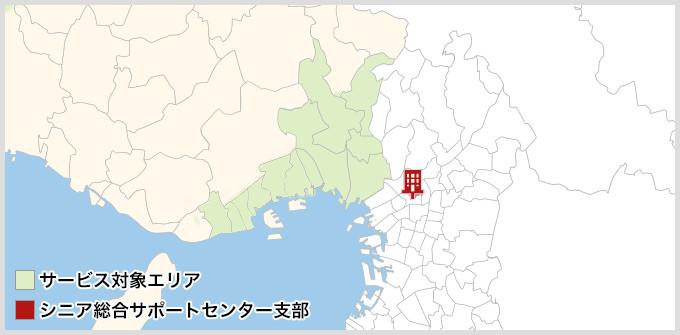 兵庫県のMAP